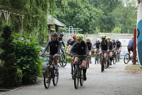 Sportieve teambuildings, mountainbiken op de Sallandse Heuvelrug