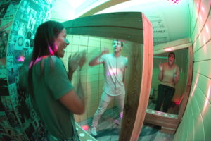 The next level escape experience Beat The Matrix voor kleine en grote groepen