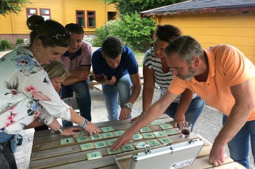 Wie is de Mol is een uitdagend spel voor jong en oud bij de Wilgenweard Nijverdal
