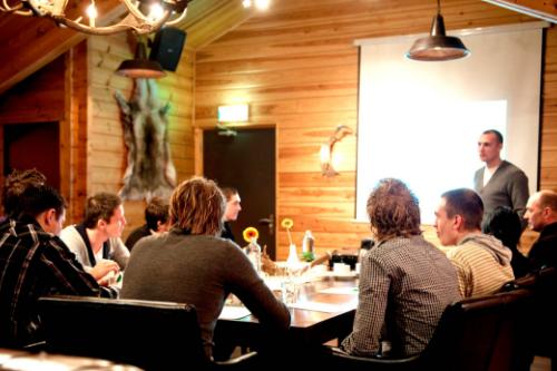 sfeervolle vergaderlocatie bij De Wilgenweard in Nijverdal