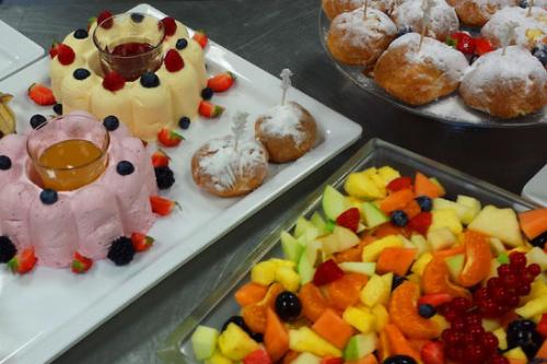Dessertbuffet Luxe