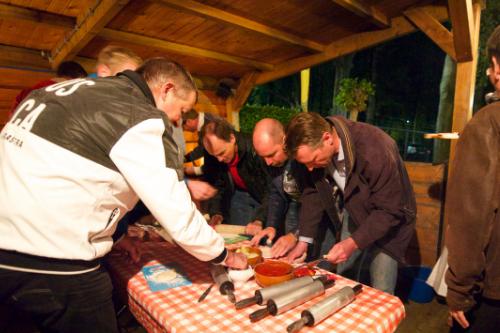 workshop pizza bakken bij de wilgenweard