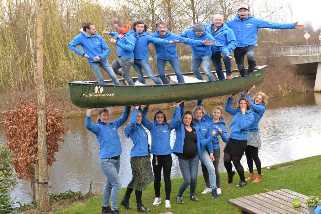 team de Wilgenweard Nijverdal
