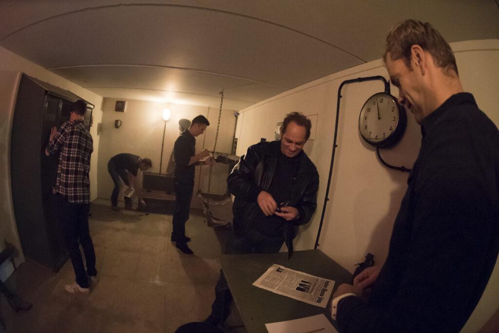 escaperoom bij de Wilgenweard