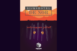 Rijkshotel De Nor! Escape game voor thuis